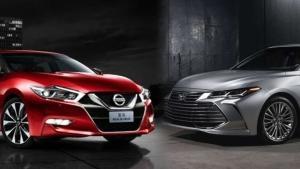 日系2.5L运动C级车对决 亚洲龙PK西玛丨每日新车频