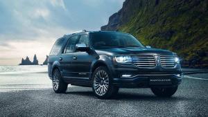 美系全尺寸SUV传承继续,18款林肯领航员再创本色!