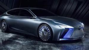 2019雷克萨斯LS +概念——超豪华车