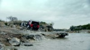 最简单的宣传,Jeep 牧马人超级碗广告
