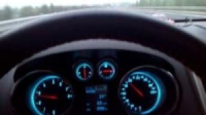 CS35高速行驶