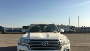丰田酷路泽4000中东版淡季降价多台车报价