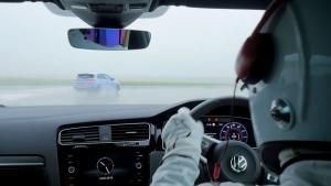 现代i30 VS大众高尔夫GTI比赛Top Gear