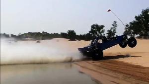 抬前轮(wheelie)挑战,一鼓作气划过银湖
