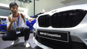 全新一代宝马X3等多款车型发布,宝马展台有戏看!