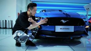 北京车展盘点小改款福特野马的变化