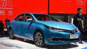 2018北京车展 | 30秒看新车:卡罗拉插电混动版发布