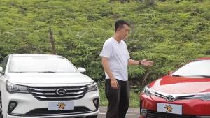 【干驾】传祺GA4对决丰田卡罗拉,谁能胜出?
