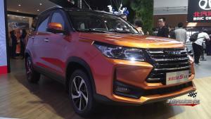 锐意前行,北汽幻速北京车展发布全新品牌战略