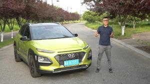 SUV领域的新物种 试驾北京现代ENCINO