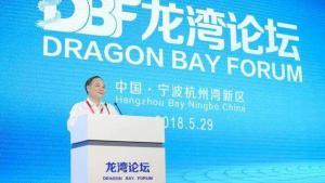 龙湾论坛:博瑞GE  李书福探求中国新能源发展之路