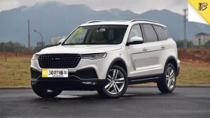 众泰首款原创SUV揭秘 高尔夫GTI新车帅炸