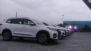 全国首批瑞虎8交车活动,爆出一个奇瑞未来发展大战略
