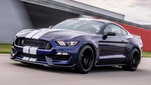 最凶的野马!实拍福特Mustang Shelby GT350!