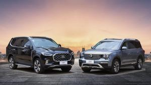 大七座SUV巅峰对决,大通D90和传祺GS8谁更值得买
