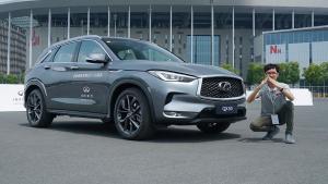 英菲尼迪QX50:黑科技上身,买发动机送车?