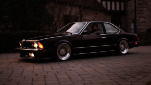 第一代6系,宝马E24改装作品欣赏!