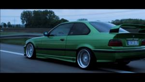 宛如一件艺术品,BMW E36