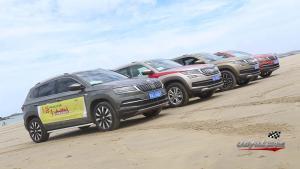 斯柯达SUV家族探索华南醉美海岸线福建站圆满落幕