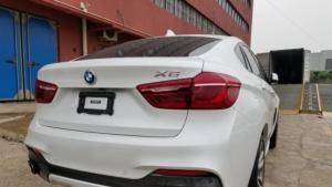 18款宝马X6加版 低油耗运动SUV造型实拍全时四驱配置