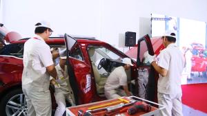 全国首列的暴力测试:众泰T700让你拍案叫绝!