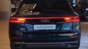 新款奥迪A6、A7、Q8的LED尾灯,你更喜欢那一款