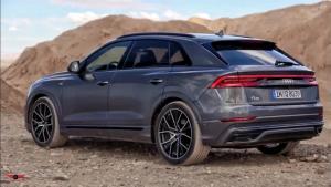 换装的兰博基尼Urus 全新奥迪Q8重新诠释Coupe车型