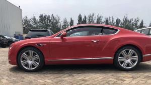 2018款宾利飞驰V8S 无与伦比的豪华轿车顶级豪华座驾