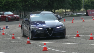 阿尔法罗密欧F1赛道日登陆重庆 展现意式速度嘉年华