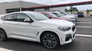 抢先试驾全新BMW X4 M40i:我发现它并不是一辆SUV