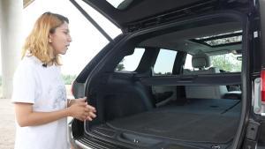 这两款SUV的后备箱,哪个对女司机更友好?