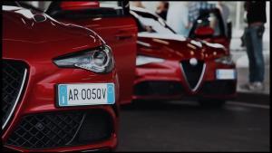 阿尔法罗密欧找了三个F1车手试Giulia四叶草……