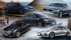 Benchmarker推荐榜丨最值得购买的豪华中大型轿车