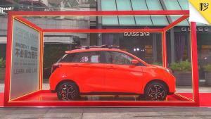 与宝马i3尺寸相当 可达L3级自动驾驶 新特DEV 1上市