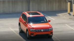 大众又一款SUV即将上市,外观参考了途昂