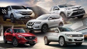 Benchmarker推荐榜丨最值得购买的合资紧凑型SUV