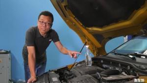 全新大众CC发动机抖动测试 看看四缸机与三缸机的区别
