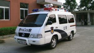 警车上的警察和公安有什么区别?搞错了会出笑话的
