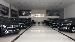 18款奔驰GLS450原装进口配置更全天津港现车最新售价