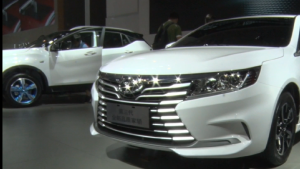 2018成都车展 东南全新紧凑型轿车发布