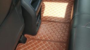 CS75后排脚踏垫