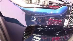 颜值与动力爆增 2019款英菲尼迪QX50