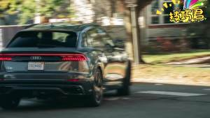 奥迪的新旗舰SUV 2019款奥迪Q8