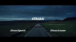 玛莎拉蒂Ghibli新潮又有创意,驾驶有保障
