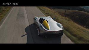 法拉利发布Monza SP1/SP2两款限量版车型