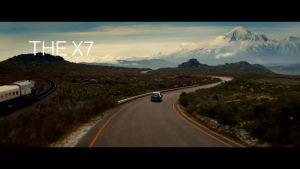 """""""开眼角""""的宝马X7,3.0L涡轮增压,直列六缸发动机"""