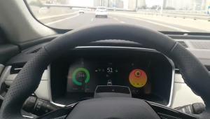 威马EX5自动驾驶辅助体验