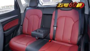 【五号60秒】作为紧凑级SUV 荣威RX3的后排表现如何?