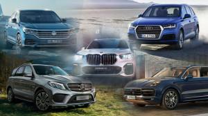 最值得购买的豪华中大型SUV丨Benchmarker推荐榜