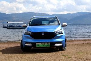 6万块300KM迷你电动车 抚仙湖试驾易至EV3